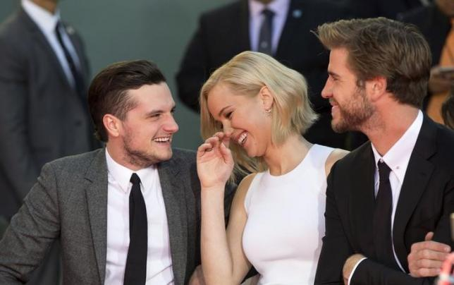 Jennifer Lawrence says Katniss inspired pay gap comments