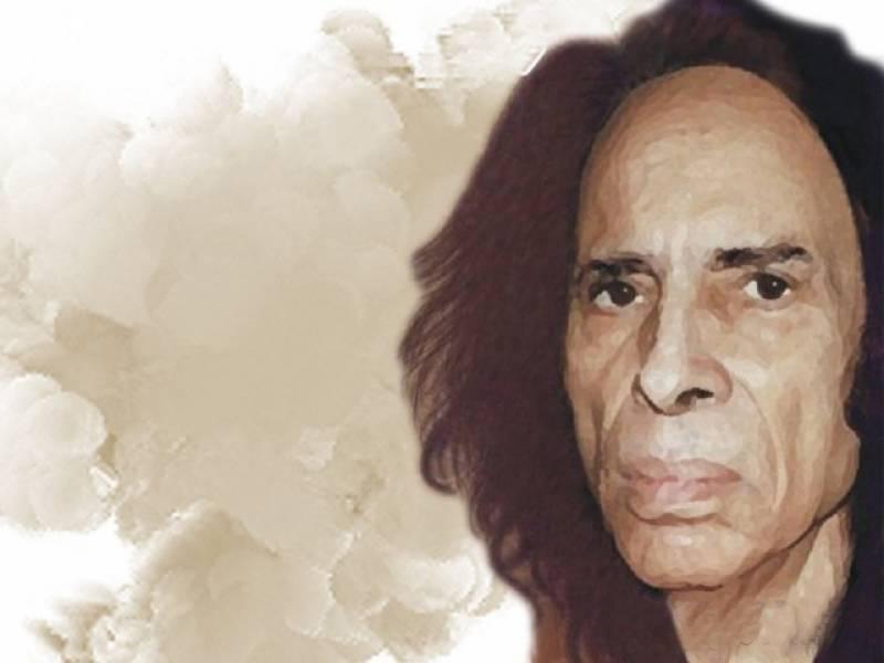 Renowned Poet John Elia's 13th death anniversary today