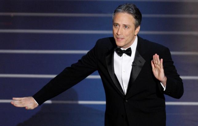 Comedian Jon Stewart returns in HBO short-form deal