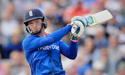 Dazzling Buttler, Roy lead England to ODI series win over Pakistan