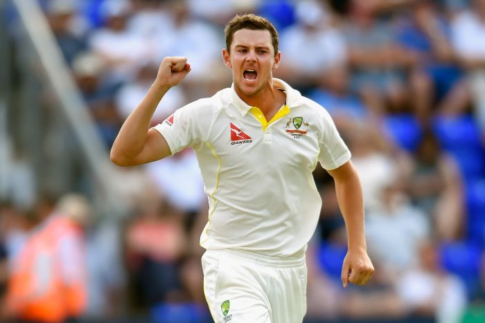 Australia go with Hazlewood over Siddle for first test
