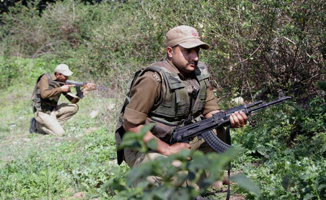Militants storm Indian army camp in Kashmir