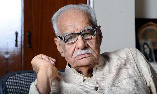Indian journalist Kuldip Nayar asks BJP to bridle extremists in its ranks