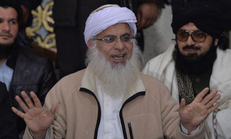 Govt refuses to accept three conditions of Maulana Abdul Aziz