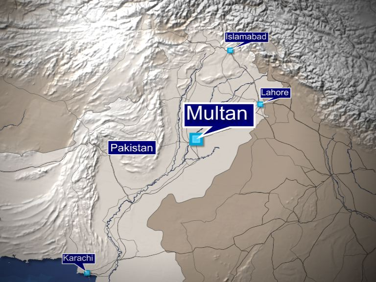 Seven suspects rounded up in Multan