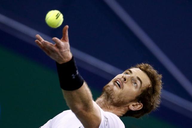 Murray destroys Goffin in Paris to send Davis Cup warning