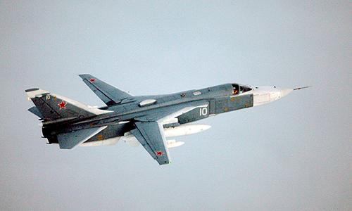 NATO envoys urge Turkey to show restraint after Russian warplane downed