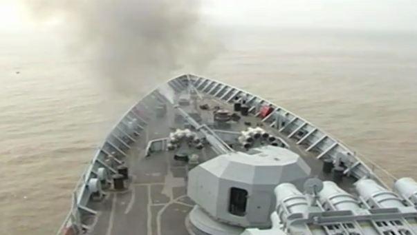 PM Nawaz Sharif to witness Pakistan Navy exercise Sea Spark 2015 tomorrow