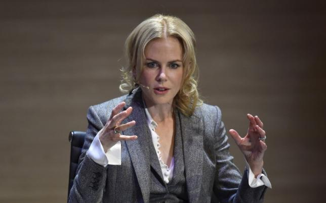 Nicole Kidman named best actress in London stage awards