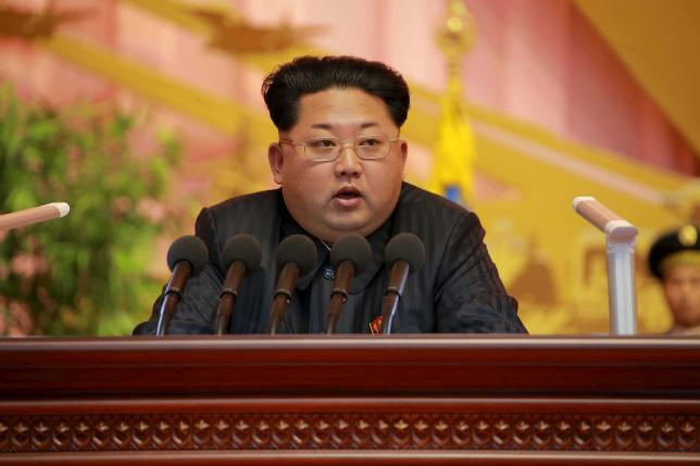 North Korea tested submarine-launched missile, but launch failed