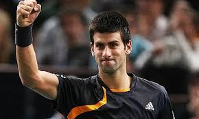 Djokovic claims 20th straight win to reach Paris Masters semis
