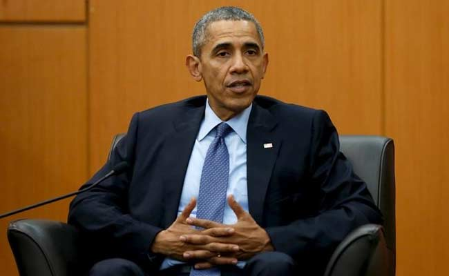 War against IS isn't war against Islam, says US President Obama