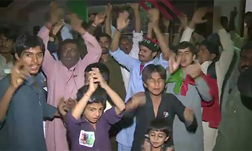 LB polls 2nd phase: PPP to form government in 25 districts of Sindh; PML-N in 23 districts of Punjab
