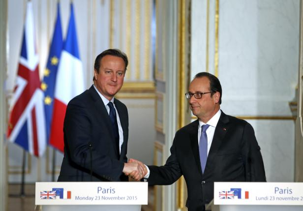 UK offers help as France seeks to bolster anti-IS coalition