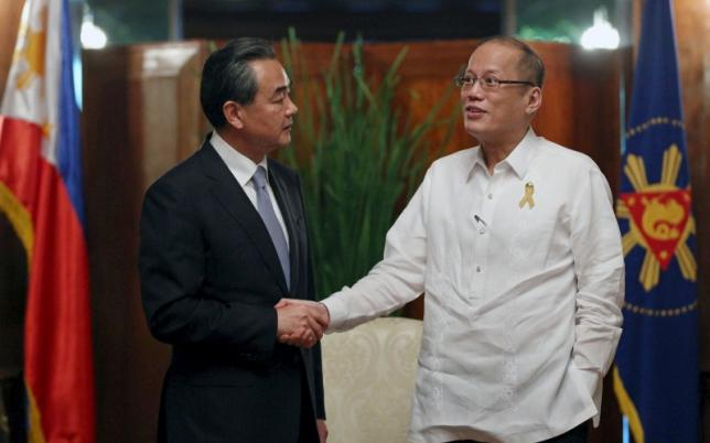 China says up to Philippines to heal rift over South China Sea case