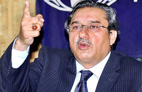 PPP is not a common man's party anymore, says Pir Mazharul Haq