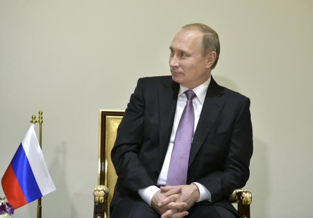 Putin calls Turkey's downing of Russian jet 'stab in the back'