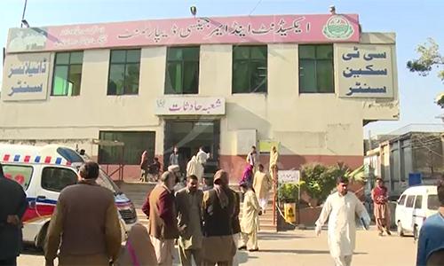 Girl thrown from upper storey after 'rape' in Rawalpindi