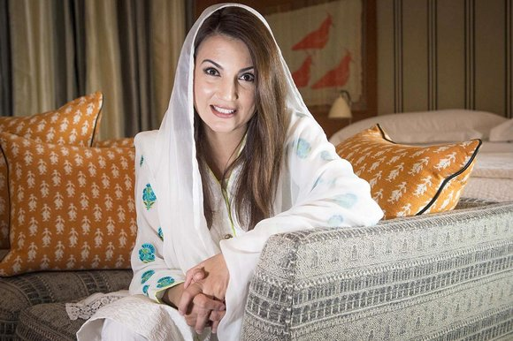 PTI chief Imran Khan is no romantic, says Reham Khan