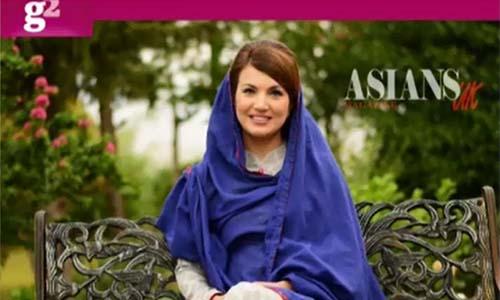 Reham Khan demanded £35,000 for publication of her article: sources