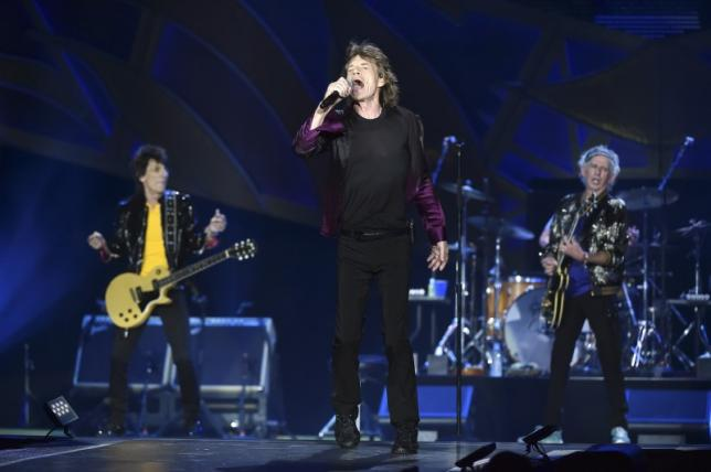 Rolling Stones to tour Latin America for first time in 10 years