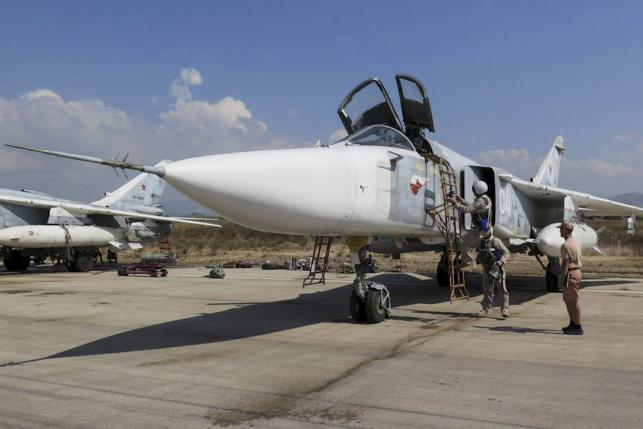Russia says downing of its jet won't deflect it from Syria mission