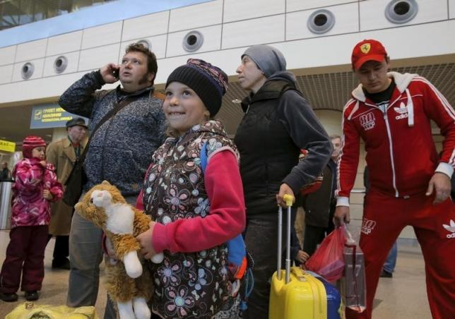 Russia returned 11,000 Russians from Egypt in last 24 hours: RIA