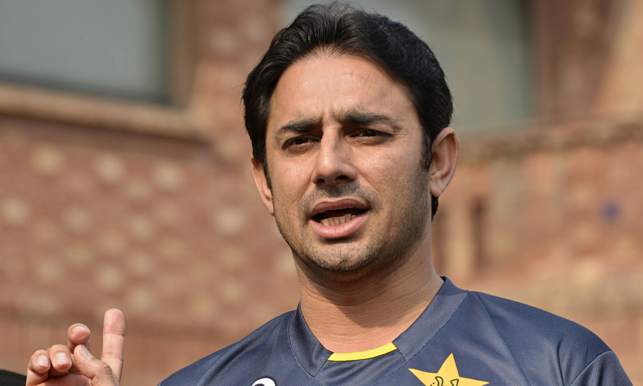 Saeed Ajmal apologizes to PCB over his statement