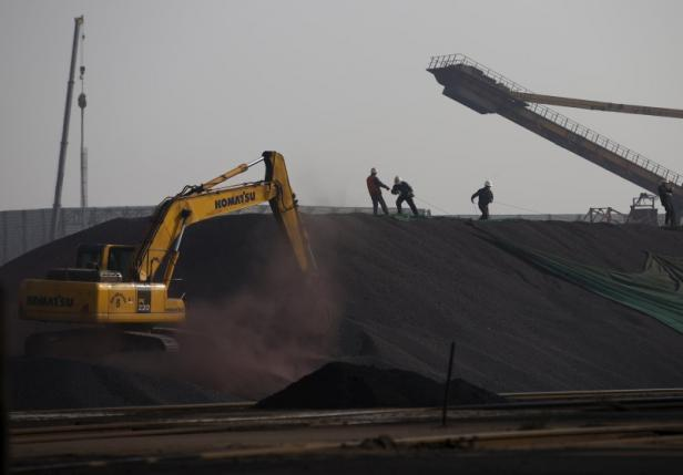 From Scunthorpe to Tangshan, workers steeled for decline
