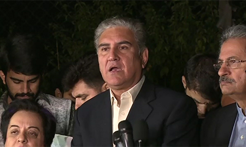 Shafqat Mahmood to be PTI candidate for NA speaker