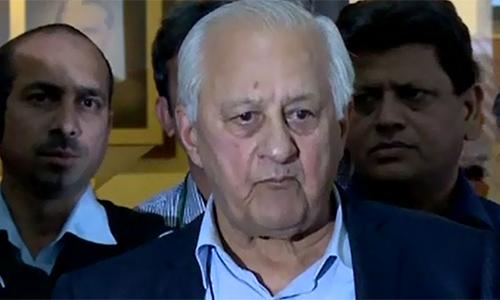 I can't say anything about Pak-India series in Sri Lanka, says Shaharyar Khan