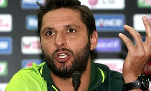 Shahid Afridi disappointed with Amir, Gul's performance