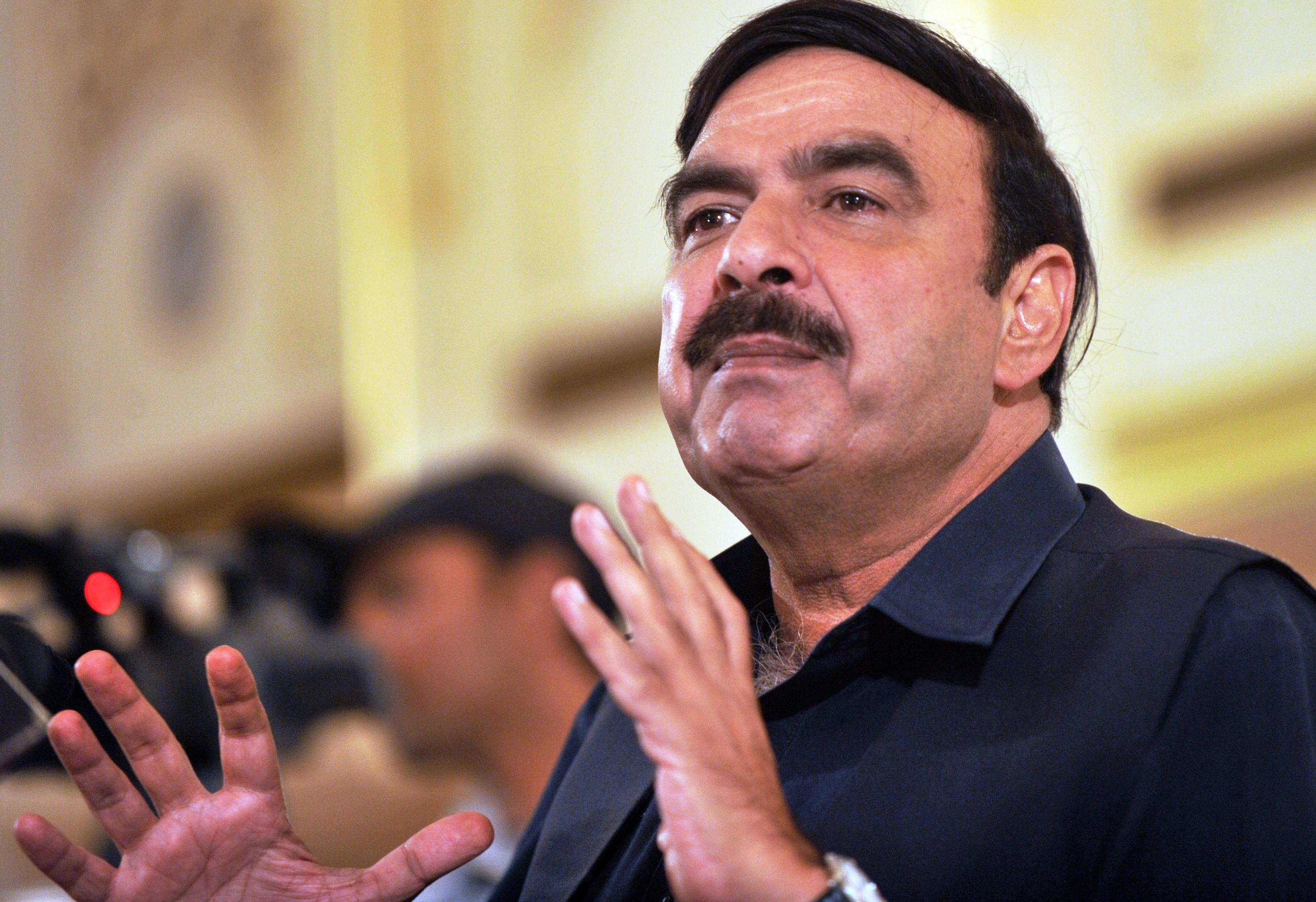 NA speaker should learn from Senate to improve parliament's efficiency: Sheikh Rashid