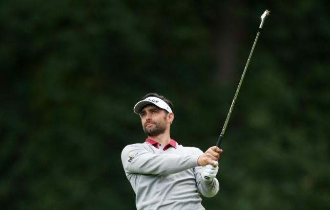 England's Lee Slattery eyes Ryder Cup after Autumn surge