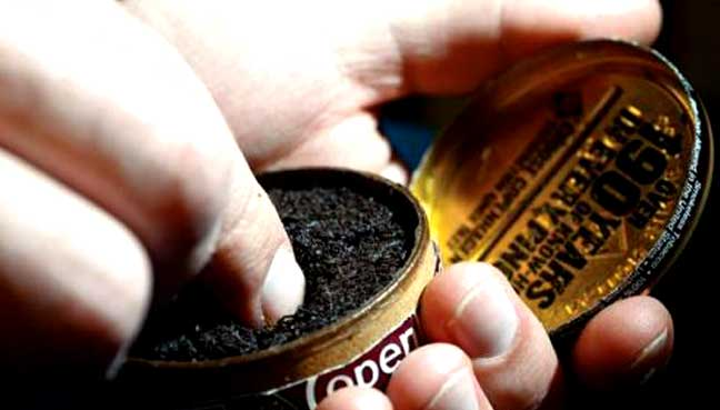 Smokeless tobacco users exposed to more nicotine, cancer-causing chemical
