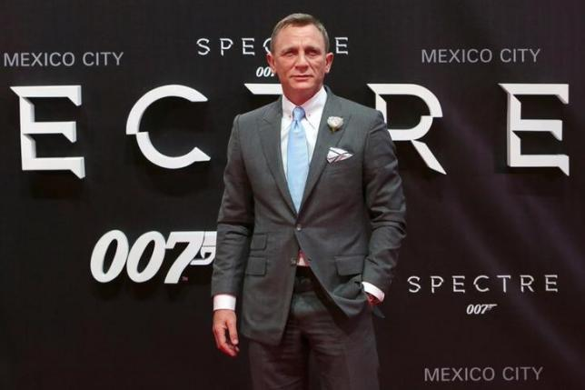 'Spectre' sets record for largest movie stunt explosion
