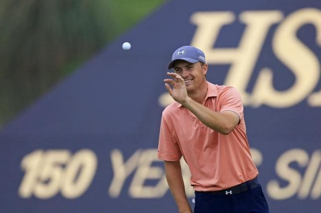 Spieth back in Sydney to defend title that sparked golden year
