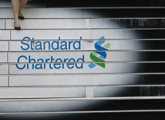 StanChart to raise new capital, posts loss