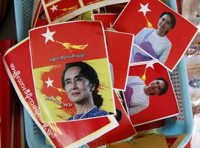 With Suu Kyi banned, Myanmar voters ponder 'proxy presidents'