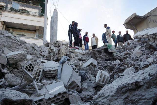 Reports of civilian casualties dim chances of US-Russia alliance in Syria