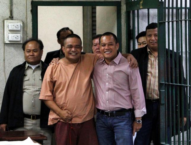 Thai junta detains opposition leaders ahead of anti-graft inspection