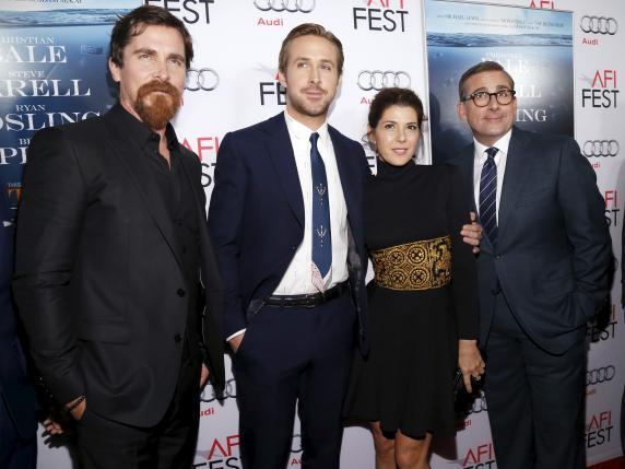 Financial crisis best-seller 'The Big Short' gets Hollywood makeover