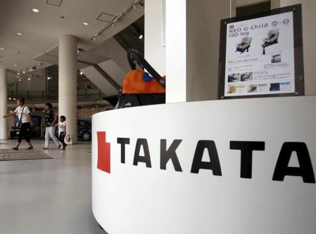 Nissan joins automakers dropping Takata air bag inflators