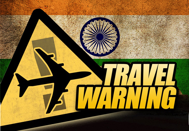 Russia strikes India off from list of safe travel destinations