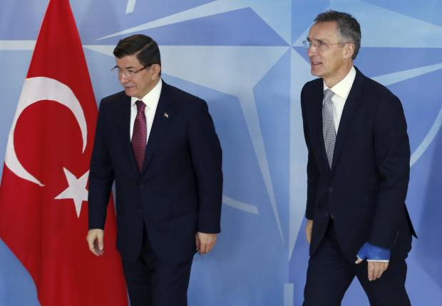 At NATO, Turkey remains defiant over Russian jet