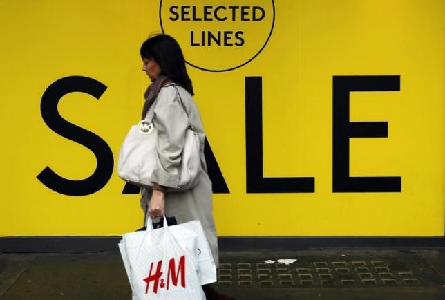 UK retail sales growth cools in October: BRC