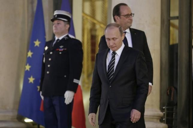 Russia, France set for showdown at UN over Islamic State fight