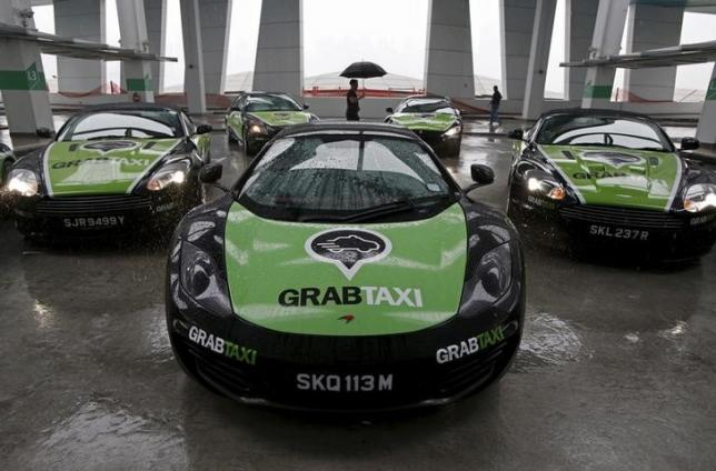 Uber rival GrabTaxi plans carpooling service in Singapore