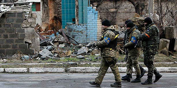 Five soldiers killed in east, highest toll in two months: Ukraine military