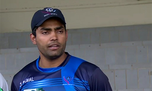 PCB gives Umar Akmal a clean chit over Hyderabad incident